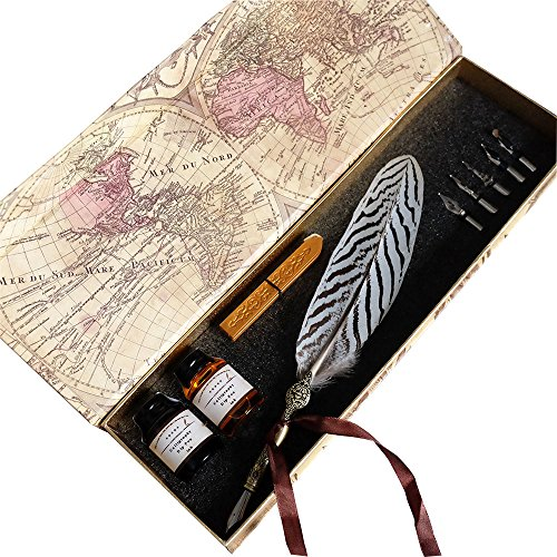 Feather Quill Pen Sets