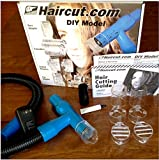 Robocut Model-r28 Vacuum Haircutter, Blue