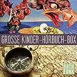 Die große Kinder-Hörbuch-Box | Hans Christian Andersen, Brüder Grimm,Mark Twain