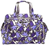 Ju-Ju-Be Be Prepared Diaper Bag, Lilac Lace