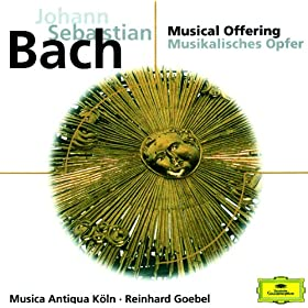 J.S. Bach: Musical Offering, BWV 1079 - Sonata a 3 - III Andante