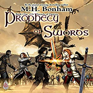 Prophecy of Swords Audiobook