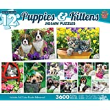 MasterPieces Keith Kimberlin Bundle Puzzle (12 Pack)