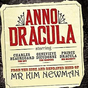 Anno Dracula Hörbuch