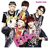 Beautiful Target (初回限定盤B CD+グッズ)