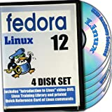 Fedora 12, 4-disks DVD Installation and Reference Set