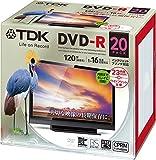 DR120DPWC20UE [DVD-R 16�{�� 20���g]