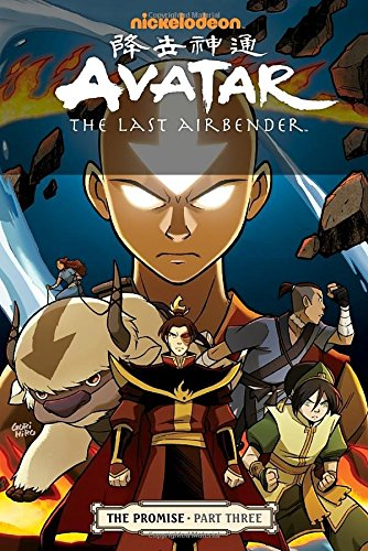 Avatar: The Last Airbender (The Promise, #3)