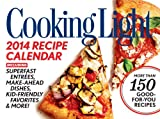 img - for Cooking Light 2014 Boxed Recipe Calendar book / textbook / text book