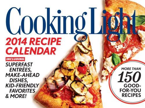 Cooking Light Recipe Calendar