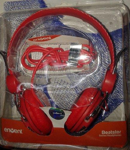 f5d1a49ac52 ENVENT ET-HP143-RD-HEADPHONE-RED Price in India | Buy ENVENT ET-HP143-RD- HEADPHONE-RED Online - Gludo.com