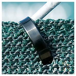 Buy BSN Sports Self-Lock Tie Wraps, 7-Inch by BSN