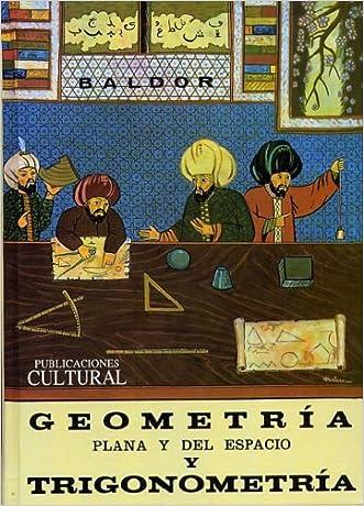Geometria Plana Y Del Espacio Y Trigonometria (Spanish Edition)