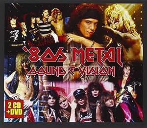 80s Metal Sound & Vision