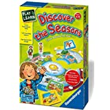 Ravensburger Discover The Seasons Game, Multi Color