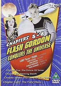 Flash Gordon Conquers the Universe - Vol. 2: Episodes 5 - 8 [UK Import]