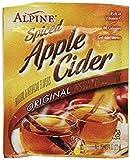 Alpine Spiced Apple Cider Drink Mix, Original, 0.74 oz, 60 count