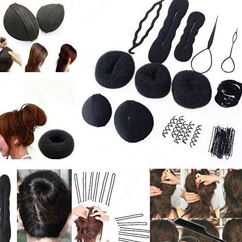 conteverr-magic-hair-maker-braid-tool-foam-sponge-hairpins-clip-stick-bun-set
