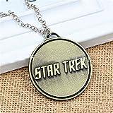 Generic New Arrival Star Trek Alloy Necklace Pendant