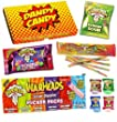 Warheads Mega Sour Sweets & Candy Gift Box - Perfect Affordable Gift For Any Occasion - Letterbox Friendly Gift Box