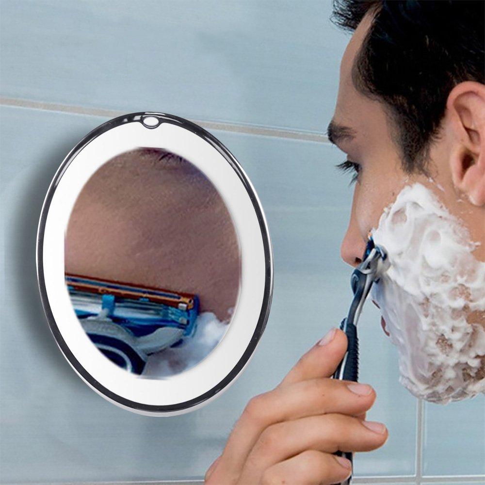 Kedsum 6 8 Quot 10x Magnifying Led Lighted Makeup Mirror