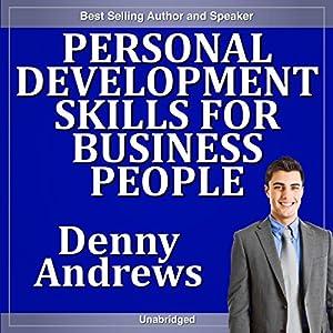 Personal Development Skills for Business People Speech