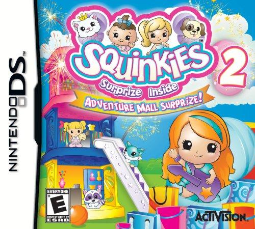 Squinkies 2 - Nintendo DS - 1
