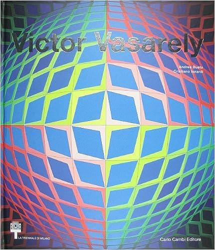 Victor Vasarely. Ediz. Italiana E Inglese: Amazon.es: Andrea Busto