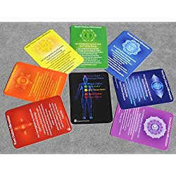 Chakra Affirmation Cards.