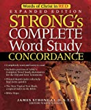 img - for Strong's Complete Word Study Concordance: KJV Edition (Word Study Series) book / textbook / text book