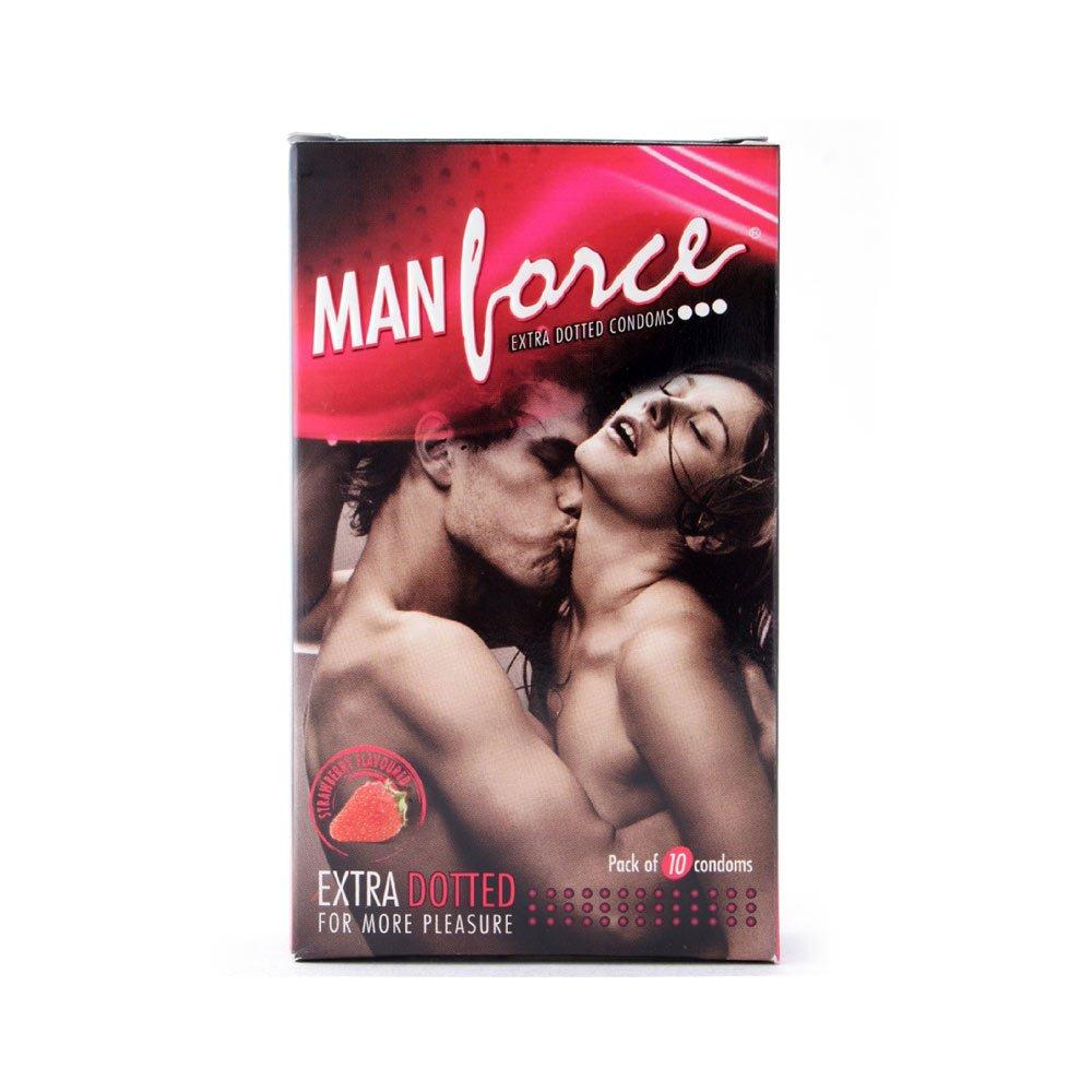 Manforce condom packet photos