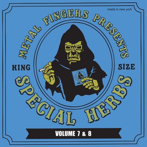 MF DOOM - Special Herbs 7 & 8