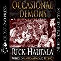 Occasional Demons Audiobook by Rick Hautala Narrated by Jack Chekijian