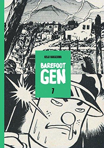 Barefoot Gen Volume 7 Hardcover Edition [Nakazawa, Keiji] (Tapa Dura)
