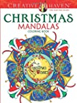 Creative Haven Christmas Mandalas Col...