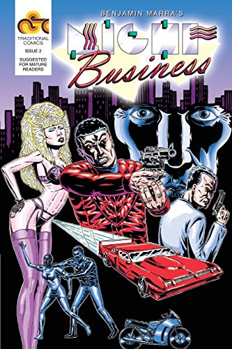 Night Business, Issue 2: Bloody Nights, Part 2: Volume 1