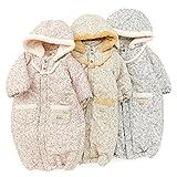 Lily ivory(リリー アイボリー) ベンリーオール (50~80cm) キムラタンの子供服 (71643-164) ピンク 50~80