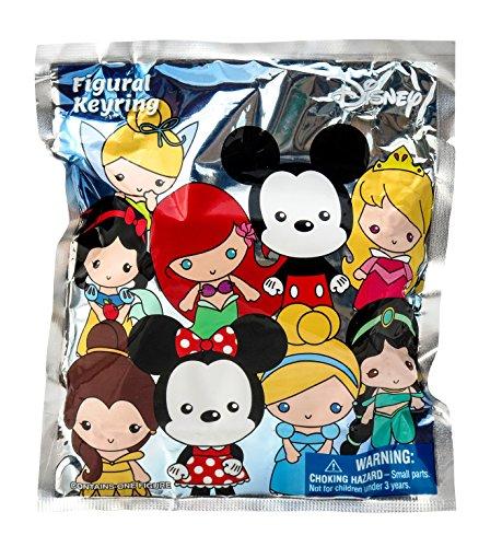 Disney Blind Bag 3-D Figural Key Ring
