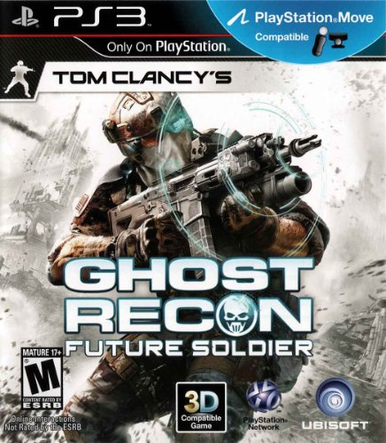 Tom Clancy'S Ghost Recon: Future Soldier - Playstation 3 front-340844