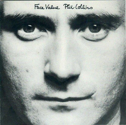 Original album cover of Face Value by Phil Collins