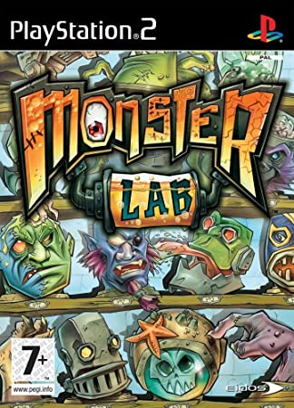 Monster Lab (Sony PS2) [Import UK]