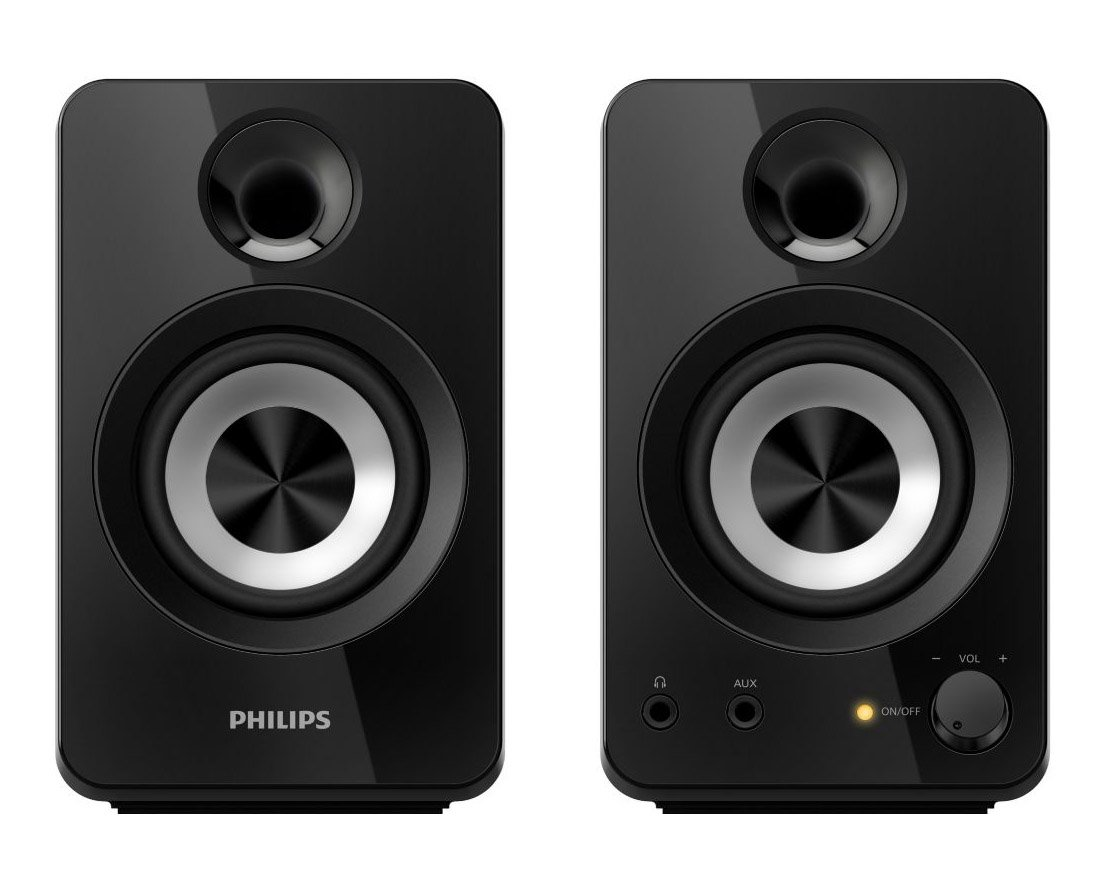 Get Philips Multimedia Speakers 2.0 At Rs 989 Only - SPA1260/12