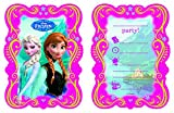 Procos S.A. 71605 Disney Frozen Invitations