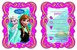 Procos S.A. 71605 Disney Frozen Invit...
