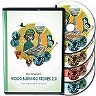 Wood Burning Stoves 2.0 - 4-DVD set: Rocket Mass Heaters and Rocket Stoves