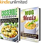 Casserole and Mug Meals Cookbook Box...