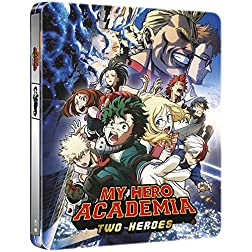 My Hero Academia: Two Heroes SteelBook [Blu-ray]
