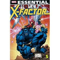 Essential X-Factor - Volume 5 by Louise Simonson, Chris Claremont, Fabian Nicieza and Peter David