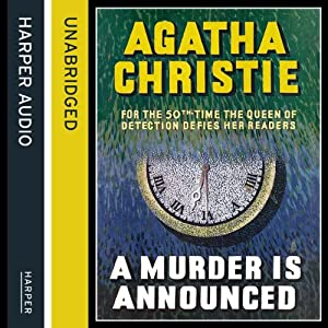 A Murder Is Announced Audiobook