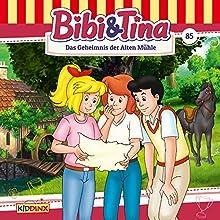 Das Geheimnis der alten Mühle (Bibi & Tina 85) Hörspiel von Markus Dittrich Gesprochen von: Susanna Bonasewicz, Dorette Hugo, Gunter Schoß